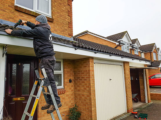 eaves protection swindon